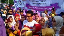 Sandiaga Evaluasi 4 Tahun Jokowi: Harga Bahan Pokok Memberatkan