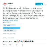 Polling Esemka