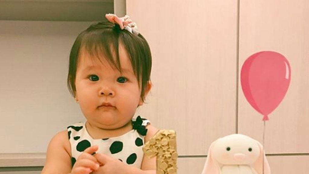 Lucunya Aurora, Anak Olivia Jensen dan Arief Purnama