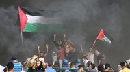 130 Warga Palestina Terluka Diberondong Peluru Israel