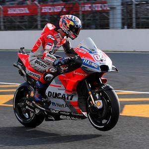 Dovizioso: Pertarungan dengan Marquez di MotoGP Jepang Bakal Berat