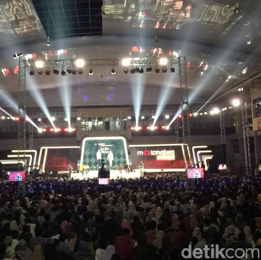 Mata Najwa on Stage Meriahkan Malam Minggu di Palembang