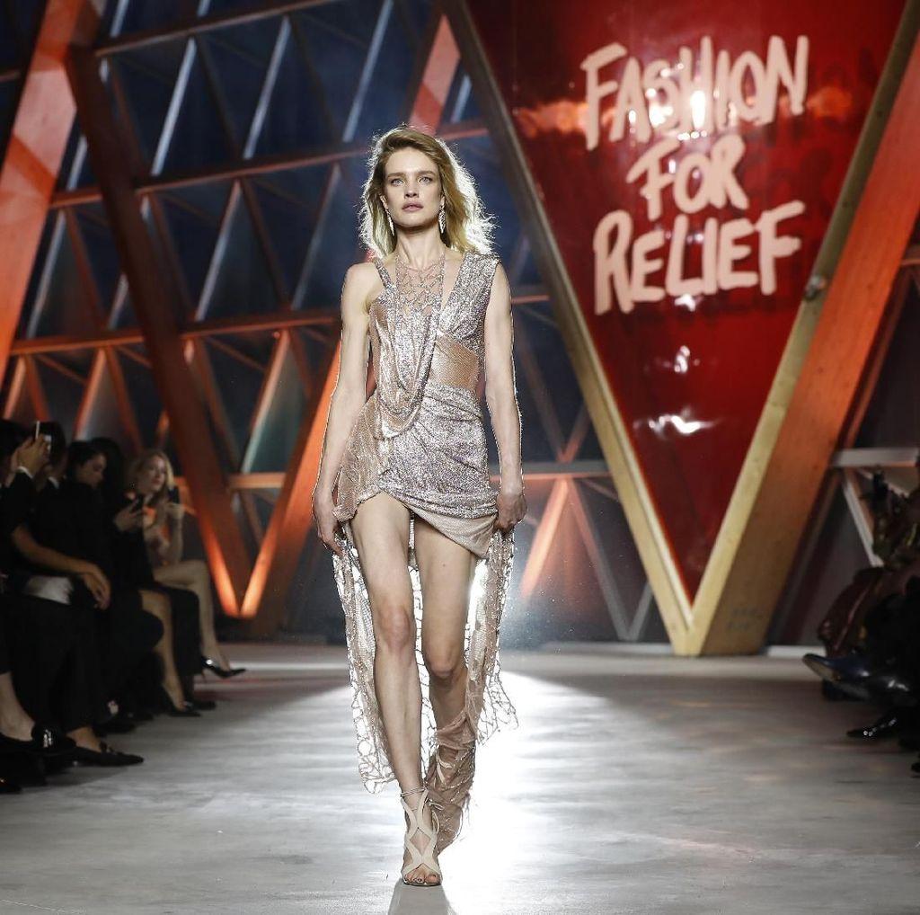 Trik Sehat Ala Supermodel Seksi Rusia, Natalia Vodianova