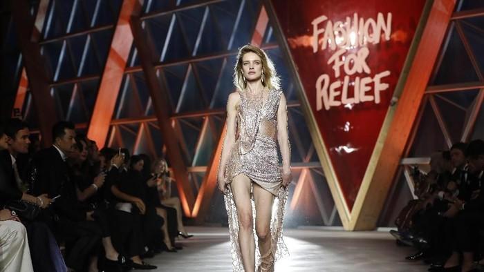 Supermodel Rusia Natalia Vodianova. Foto: Getty Images