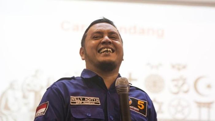 Ketua DPP NasDem Willy Aditya