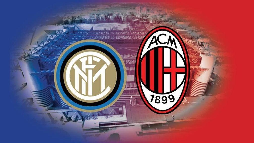 Duh! AC Milan - Inter Milan Ibarat Langit dan Bumi
