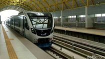Malam Tahun Baru, LRT Palembang Akan Beroperasi hingga Tengah Malam