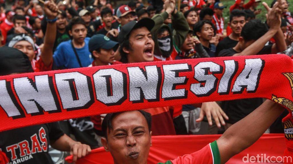 PSSI Benarkan Fan Indonesia Dikroyok di Malaysia, Bakal Usut Tuntas