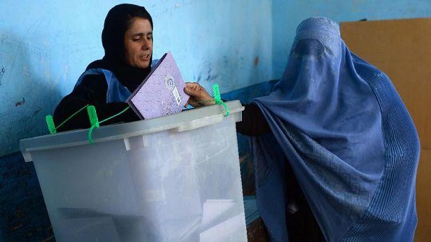 85 Orang Tewas Selama Pilpres Afganistan