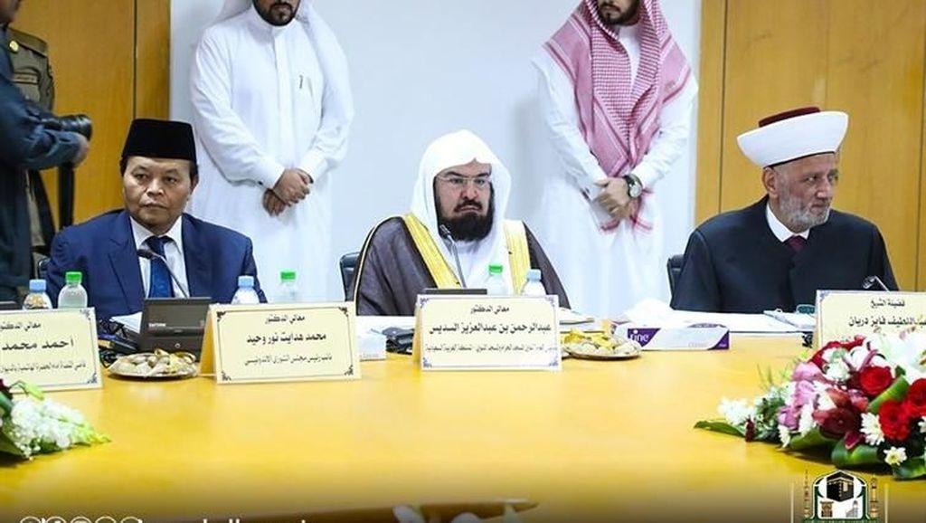 HNW Lanjutkan Perjuangan Agus Salim di Sidang Liga Islam Dunia