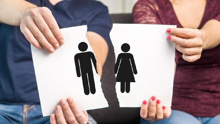 7 Tanda Pernikahan Berujung Perceraian/Foto: Istock