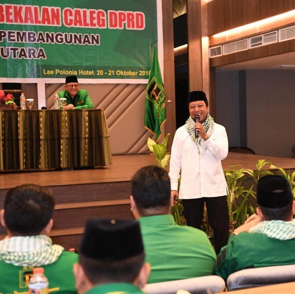 PPP Yakin Raih 3 Kursi DPR dari 3 Dapil di Sumut