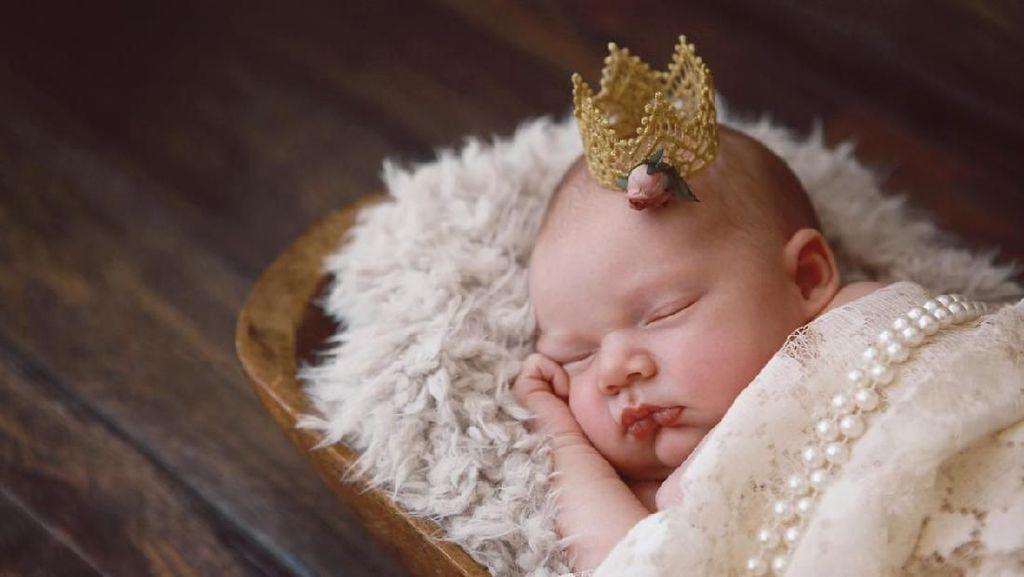 26 Nama Bayi Kerajaan yang Mencuri Hati