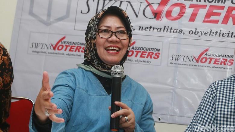 Saran Peneliti LIPI soal Wacana Debat Jokowi vs Prabowo di Kampus