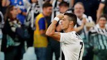 Ronaldo Jadi yang Pertama Bikin 400 Gol di Liga Top Eropa