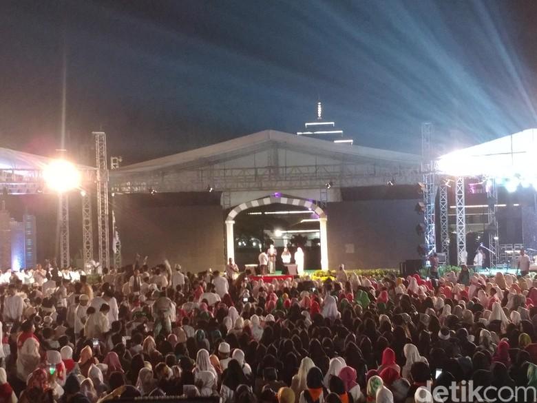 Jokowi Janji Bangun 1.000 Balai Pelatihan Keterampilan Pesantren