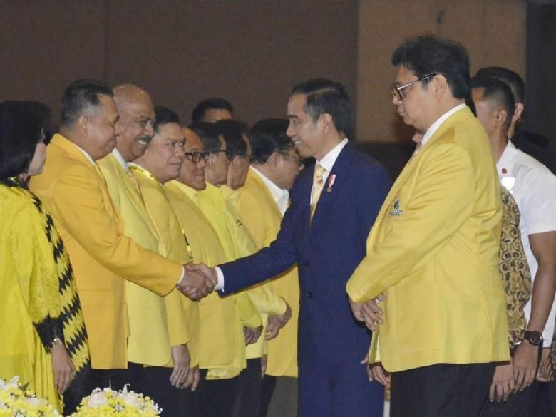 Jokowi Takut Banyak Bicara Politik: Saya Tak Pernah Jadi Ketua Partai