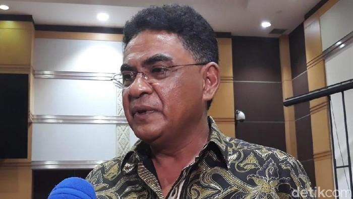 Ketua DPP PDIP Andreas Hugo Pareira