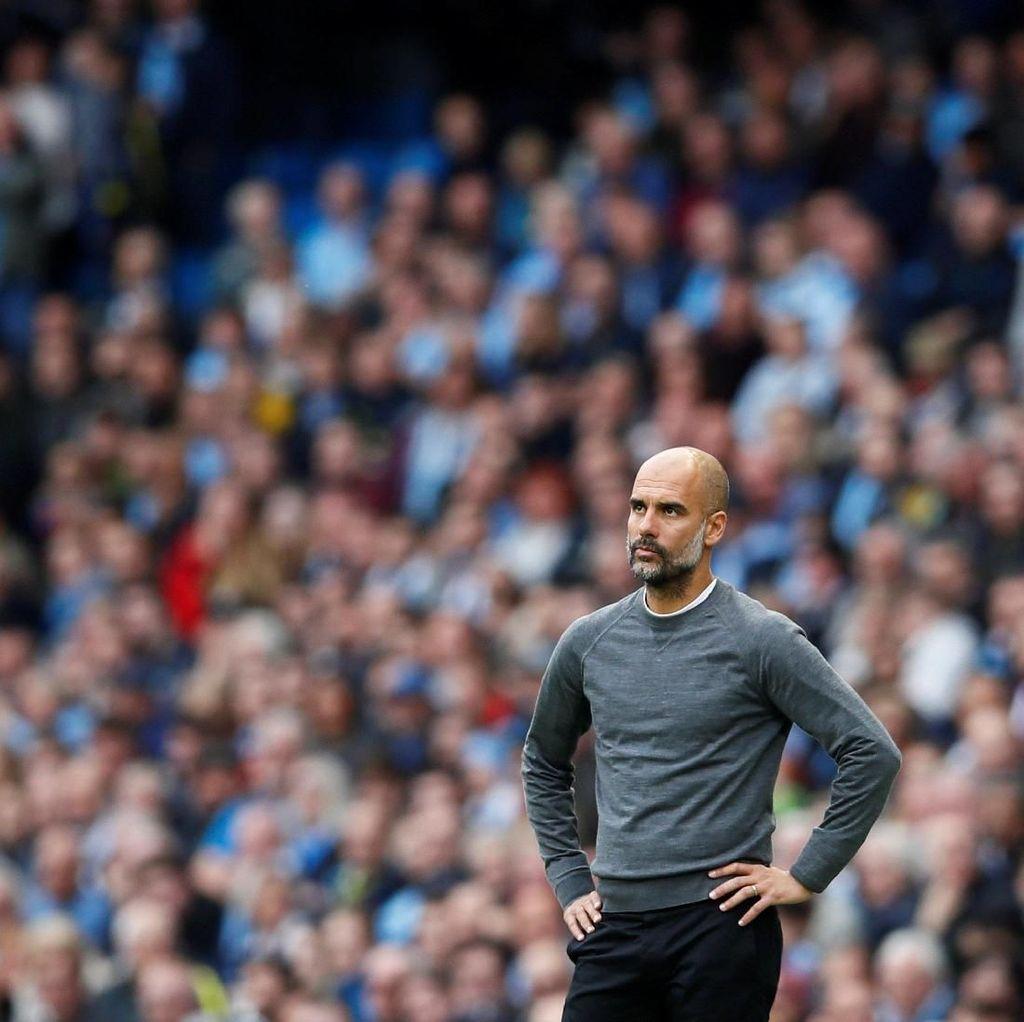 Manchester City Jagonya Menang Besar Bersama Guardiola