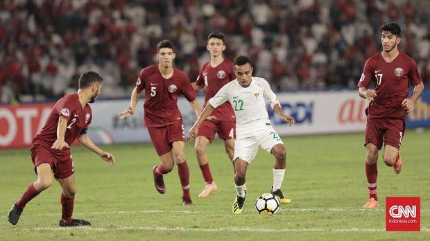 Timnas Indonesia U-19 cetak empat gol di babak kedua dengan tiga di antaranya dari Todd Fere.