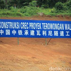 4 Tahun Jokowi-JK, Apa Kabar Proyek Kereta Cepat JKT-BDG?