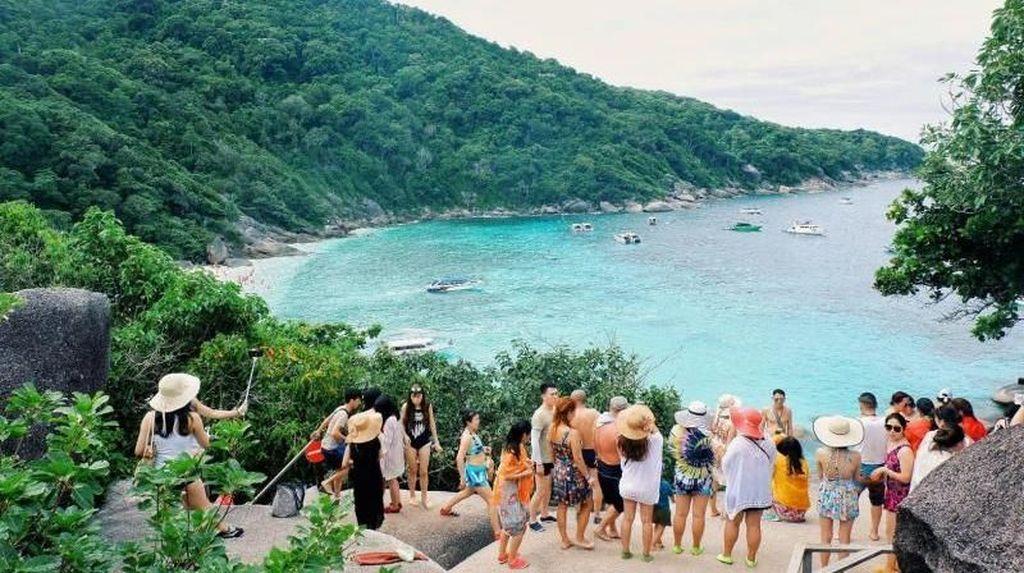 Pantai dan Pulau Unik Thailand, Cuma Buka 6 Bulan dalam Setahun