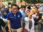 4 Tahun Jokowi-JK, Sandi Soroti Harga Sembako