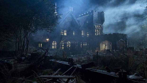 'The Haunting of Hill House', Teror Mencekam dari Rumah Tua Hill