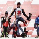 Secuil Kekecewaan Marc Marquez usai Kunci Gelar Juara Dunia 2018