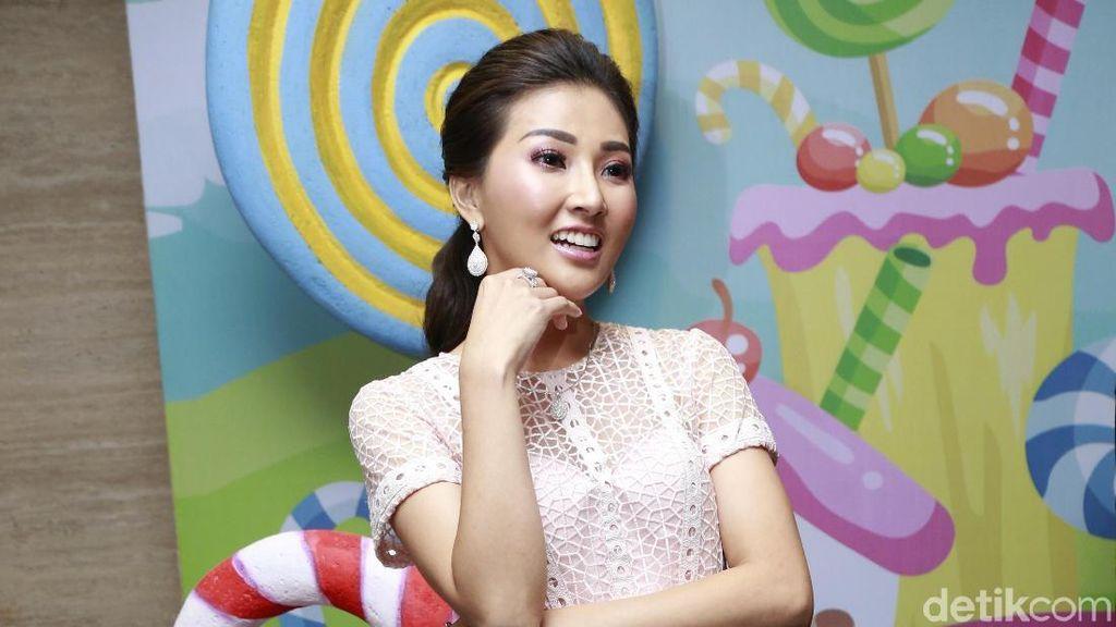 Kecil-kecil Sudah Sibuk Syuting, Sarwendah Tabung Penghasilan Thalia