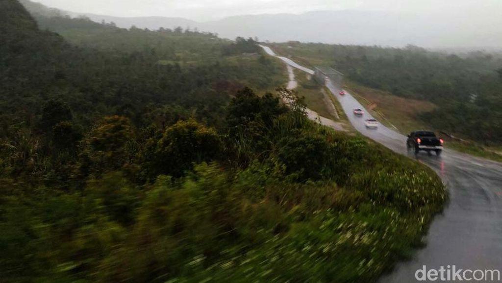 Ada Insiden Penembakan di Trans Papua, Pekerja Lain Takut?