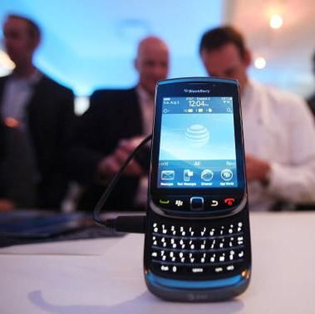 Menengok Masa Ketika BlackBerry Digandrungi Dunia
