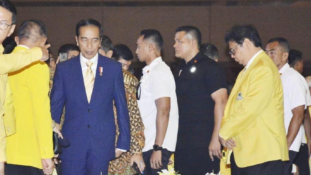 Jokowi: Jangan Hanya Pas Mau Pilpres Baru Dekat-dekat Warga