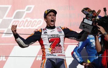 Marquez ke Langit Ketujuh