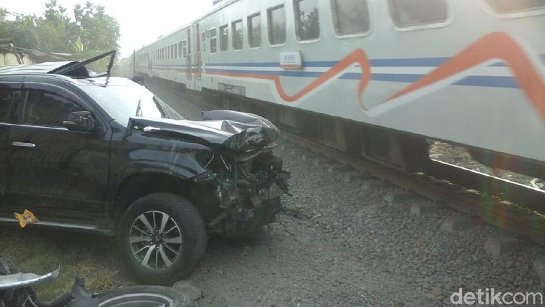 Antisipasi Kecelakaan, 911 Perlintasan Kereta Dipasang Early Warning