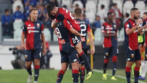 Daniel Bessa membuyarkan kemenangan Juventus.