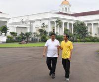 Intip 4 Gaya Sepatu Jokowi yang Jadi Tren dan Kekinian