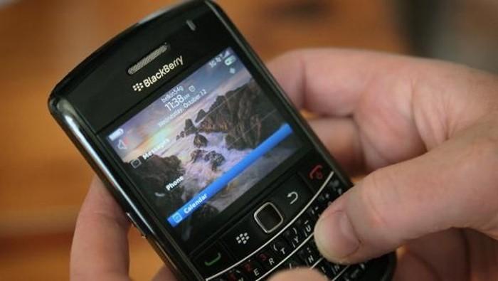 BlackBerry si raja smartphone pada masanya. Foto: Getty Images