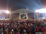 Di Puncak Hari Santri Nasional, Menag Ajak Tebarkan Kedamaian