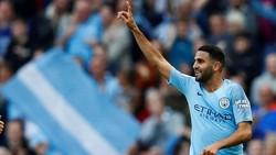 Manchester City Pesta 5 Gol