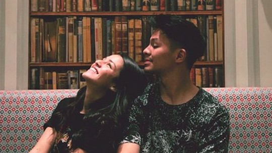 Love is in The Air! Intip Kemesraan Susan Sameh dan Fero Walandouw