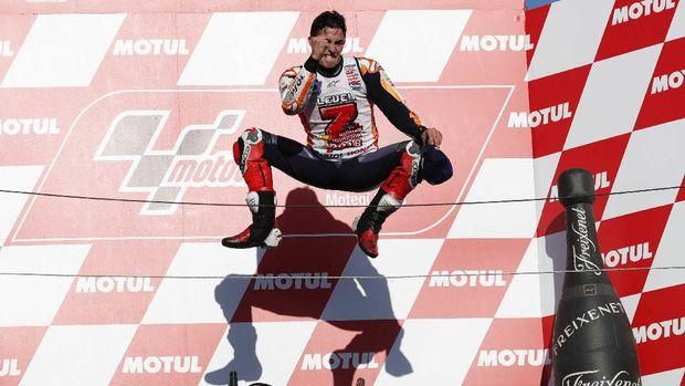 Marc Marquez meraih lima gelar juara dunia MotoGP dalam enam musim terakhir.