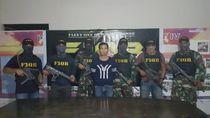 TNI AL Tangkap Otak Perompakan Kapal Asing di Batam