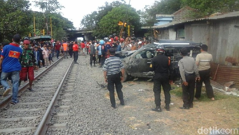 Antisipasi Kecelakaan, PT KAI Daops 8 akan Tutup 10 Perlintasan Liar