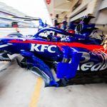 Sean Gelael Ikut Free Practice GP AS