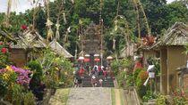 Desa Panglipuran Bali Pikat Wisatawan dengan Keunikan Rumah Adat