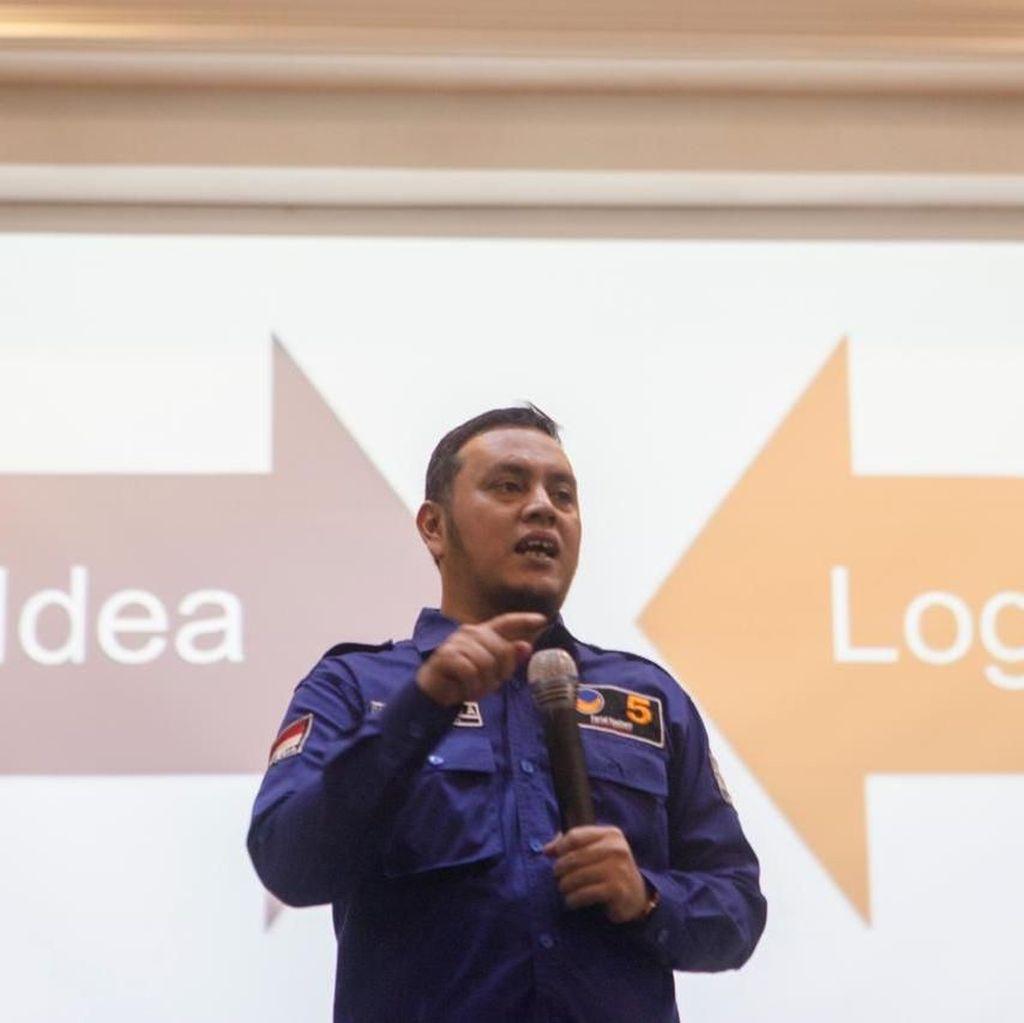 NasDem: Jaringan La Nyalla Luas, Cukup Bantu Jokowi-Maruf Amin