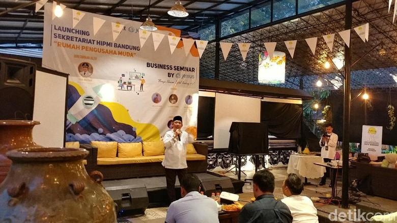 Pengusaha Muda Bandung Bangun Markas untuk Lahirkan Inovasi