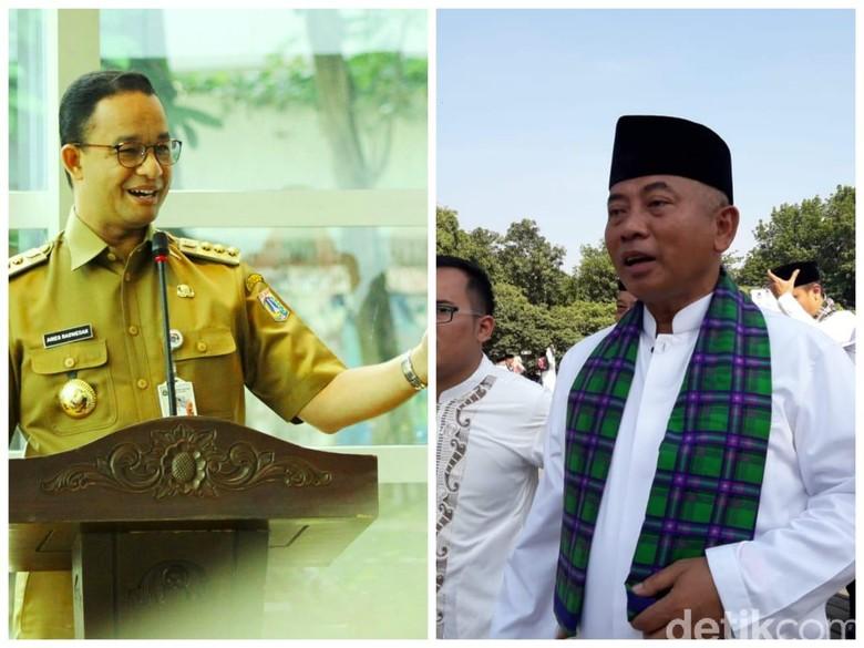 Yang Beda dari Pernyataan Anies dan Rahmat Effendi soal Sampah