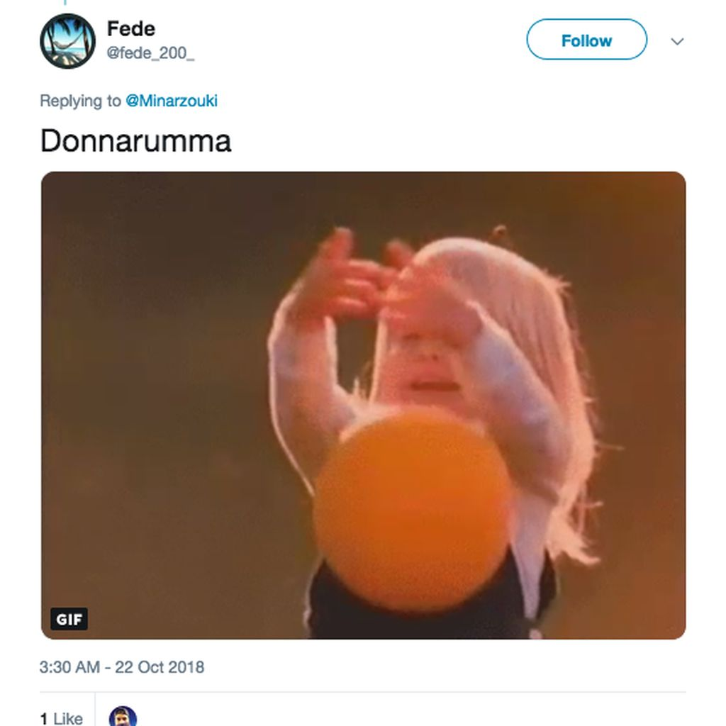 Gianluigi Donnarumma Jadi Bulan-bulanan Meme Usai Derby Milan